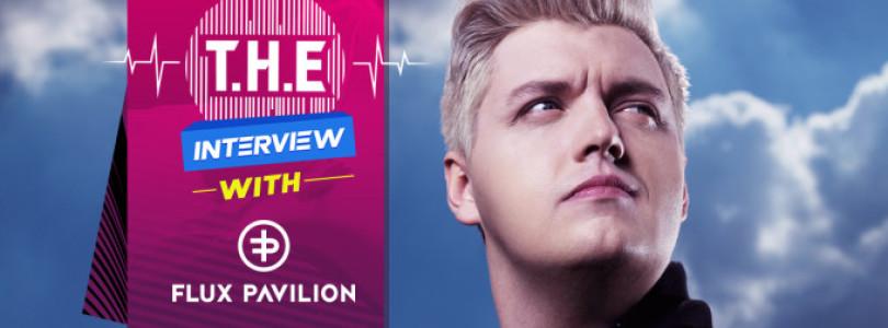 T.H.E Interview – Flux Pavilion