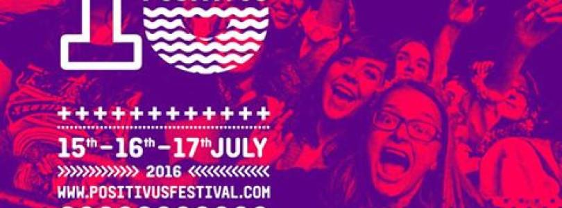 Positivus Festival announce 10th Anniversary dates