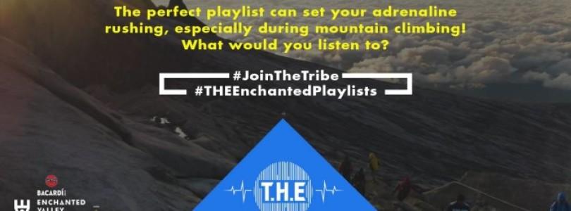 T.H.E Enchanted Playlists – Mountain Climbing Diaries
