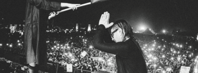 Skrillex's India tour ends with the death of a fan