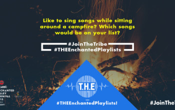 T.H.E Enchanted Playlists – Campfire Diaries