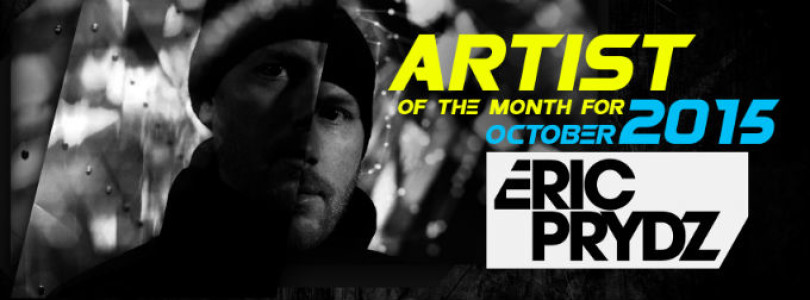 Artist Of The Month For October 2015 – Eric Prydz