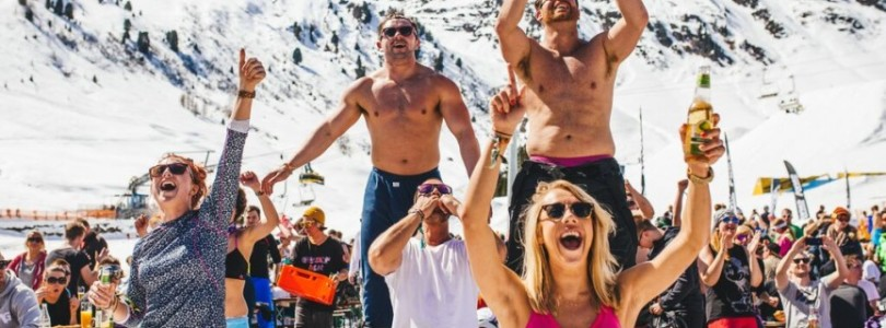 Snowbombing 2016 announces The Prodigy, Jungle, Netsky, Hot Since 82 and more