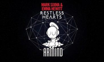 Mark Sixma & Emma Hewitt – Restless Hearts (Official Music Video)