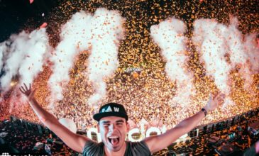 Afrojack returns for India Takeover with Sunburn Arena