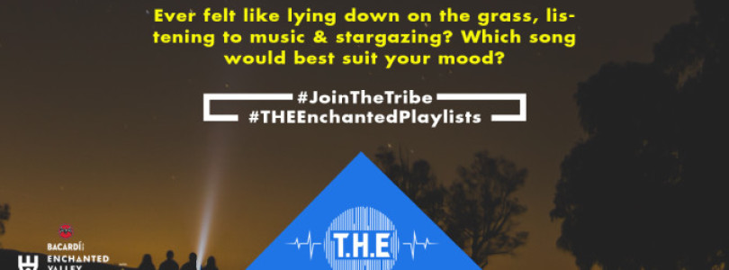 T.H.E Enchanted Playlists – Stargazing Diaries