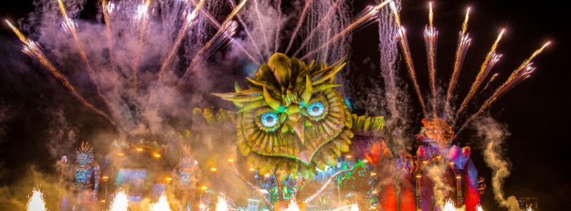 EDC Orlando 2015 – Day One Highlights