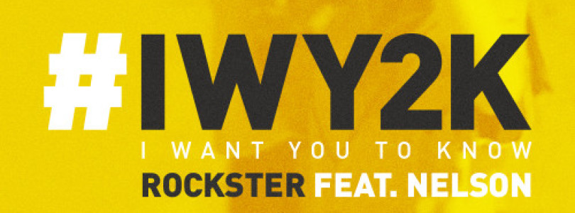 Rockster Feat. Nelson – I Want You To Know (Original Mix) [Disco:Wax]