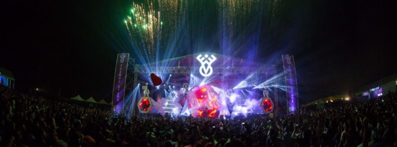 Review: Bacardi Enchanted Valley Carnival 2015
