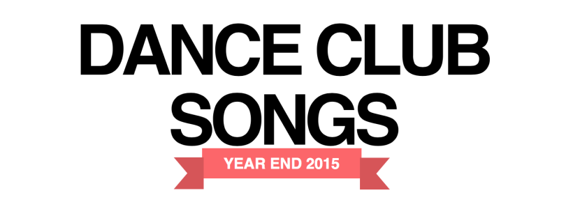 Billboard announces Top Dance Club songs of 2015