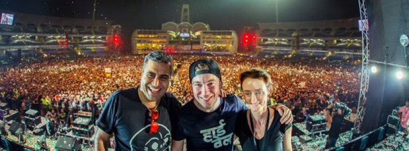 History was made in Mumbai with Hardwell's 'World's Biggest Guestlist' Concert
