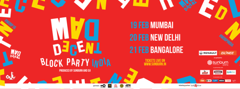Mad Decent Block Party 2016: India Debut – Produced by Sunburn & Oji