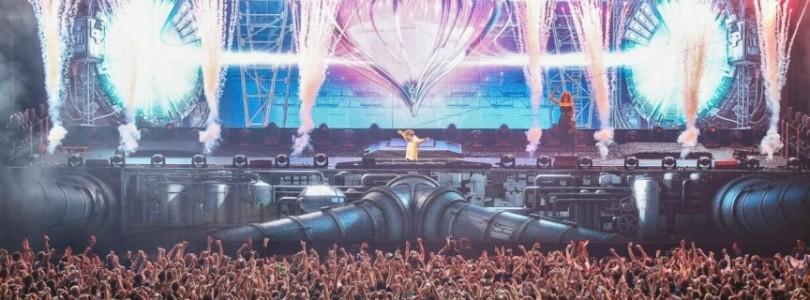 Armin van Buuren reveals first dates of 'Armin Only Embrace' world tour