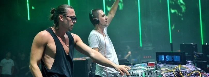 Dimitri Vegas & Like Mike perform an 11 minute all vinyl set