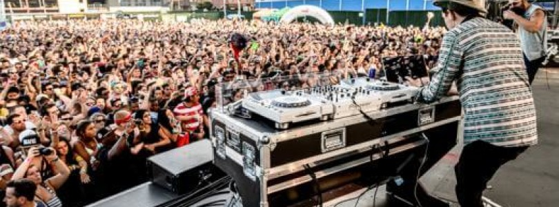 Mad Decent Block Party – The History
