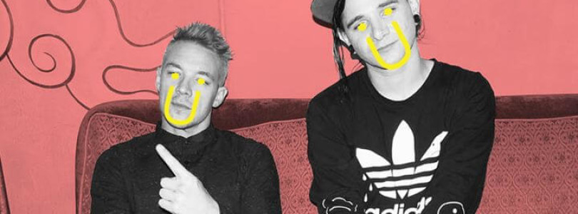New Jack Ü music is almost done; in the process of being mastered