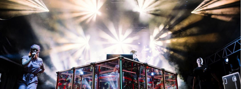 Check out Flume & Eric Prydz' new stage designs