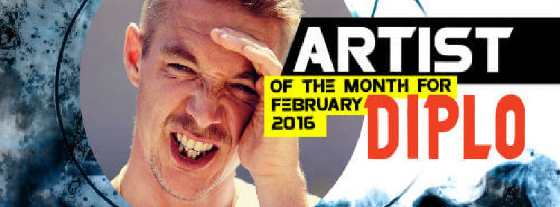 Artist Of The Month For February 2016 – Diplo