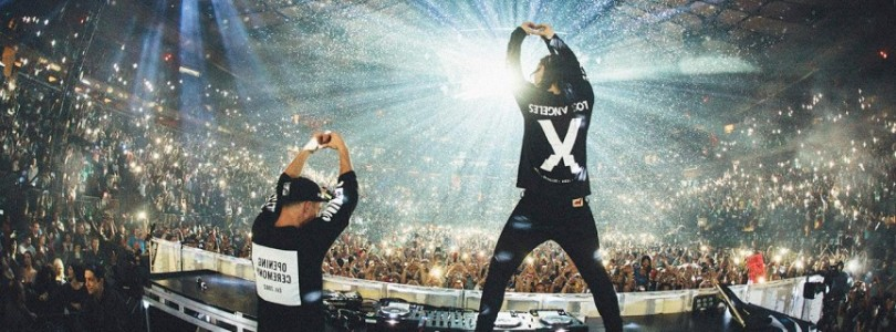 Relive Jack Ü's massive 2015 in latest video