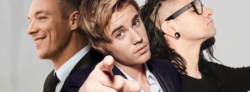 Jack Ü & Justin Bieber tease an epic Grammy performance