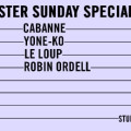 Half Baked Announce Huge Line Up for Easter Sunday at Studio 338