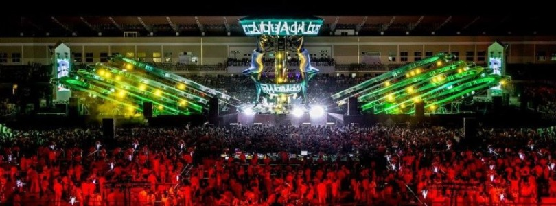 Sensation release massive aftermovie for Indian edition