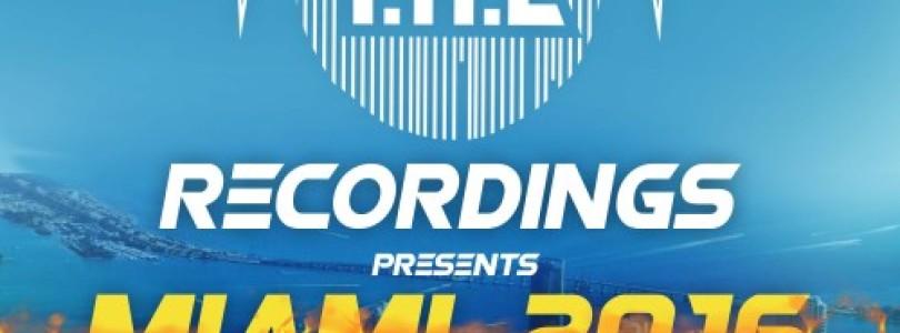 T.H.E – Recordings presents Miami 2016