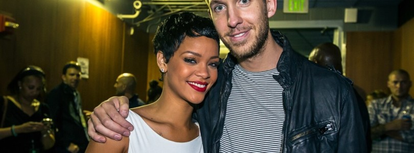 Calvin Harris teases new collab with Rihanna [Listen]