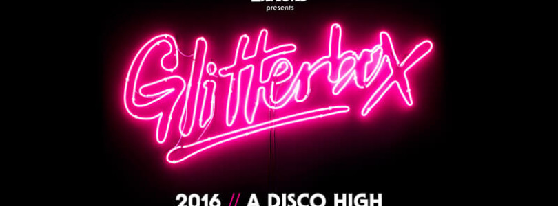 Glitterbox announces 2016 summer events