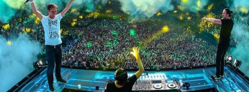 Dimitri Vegas & Like Mike invite Armin van Buuren, Nicky Romero, Steve Aoki, DVBBS, W&W + more to House of Madness Ibiza