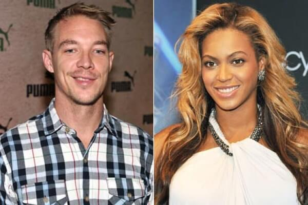 Diplo Long Hair >> Diplo Revealed As One Of The Producers On Beyonce S New