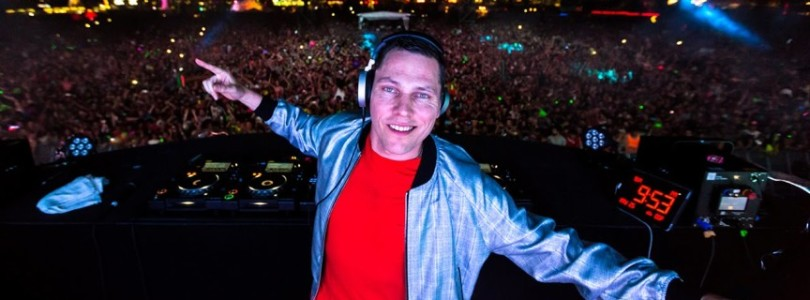 Tiesto's launches new record label, AFTR:HRS