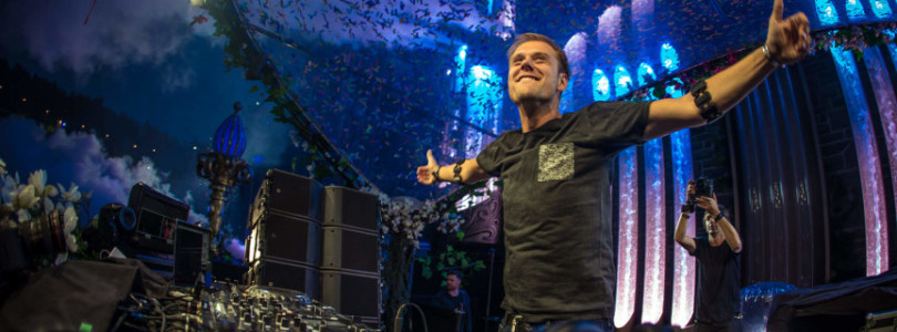 Armin van Buuren releases fourth single of 'Embrace' album: 'Freefall'