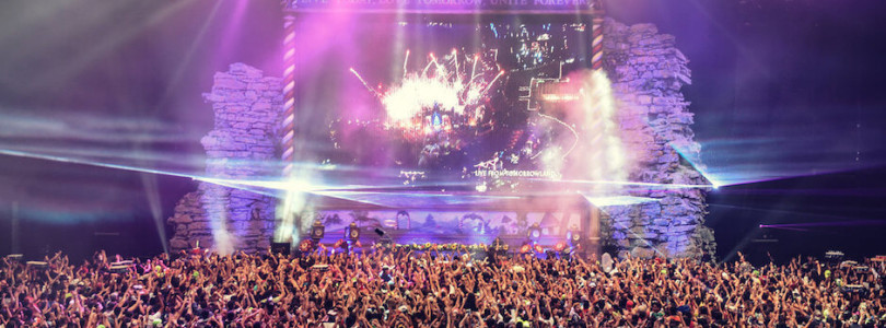 Tomorrowland UNITE to live-stream in 7 different countries