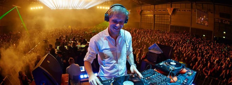 Check out Armin's full vinyl set from his 'Embrace' tour [Video]