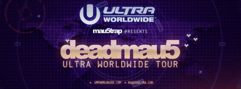 Deadmau5 announces worldwide tour with Ultra