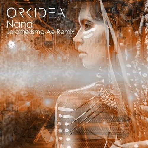 erome Isma-Ae Remixes Orkidea's 'Nana' - Out Now On Black Hole Recordings