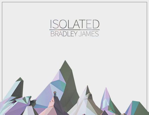 Bradley James'' latest Electro infused House effort called 'Isolated', is available now on his Soundcloud page as a free download.