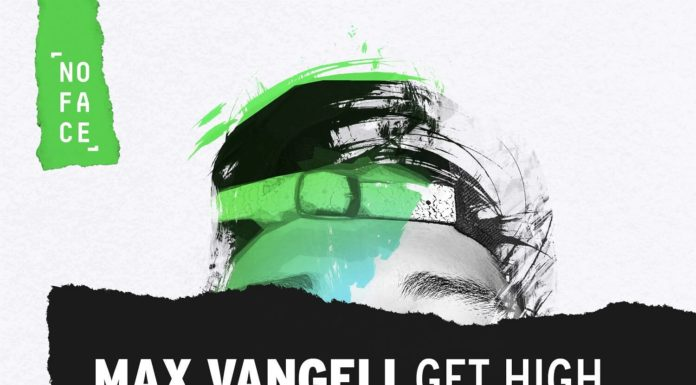 Because of non-stop support from his fans, as a big thank you, Max Vangeli has released 'Get High' as a free download via his 'NoFace Records' imprint