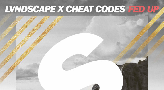 OUT NOW: New video LVNDSCAPE x Cheat Codes 'Fed Up'