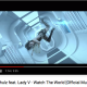 Markus Schulz feat. Lady V – Watch The World [Official Music Video]