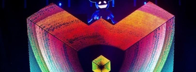 Deadmau5 reveals new cube design & teases VR integration