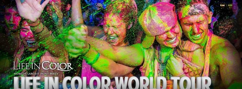 Life In Color announces world tour dates