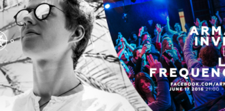 LOST FREQUENCIES' ONE-HOUR SET TO BE BROADCAST LIVE ON ARMADA MUSIC'S FACEBOOK PAGE AND YOUTUBE CHANNEL