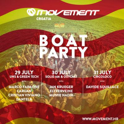 Movement Croatia