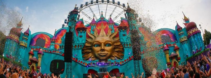 Tomorrowland UNITE's stage design revealed