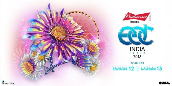 electric daisy carnival edc india