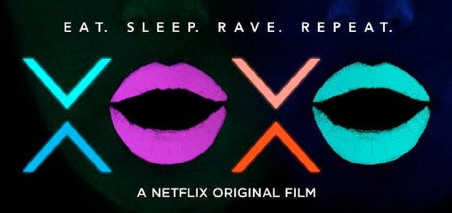 xoxo netflix edm movie
