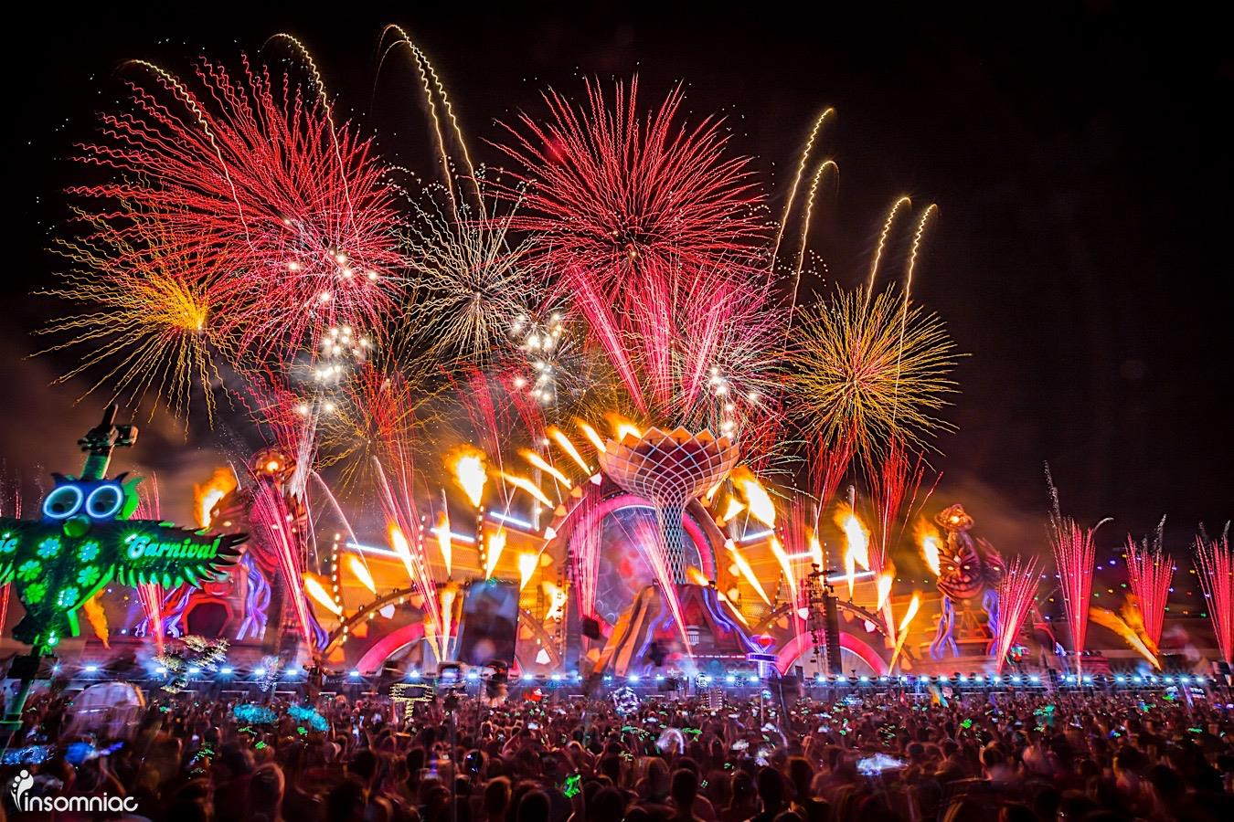 Electric Daisy Carnival India Reveals Date For Phase 1