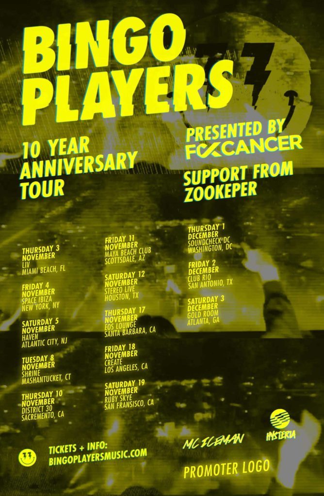 10 Year Anniversary Tour